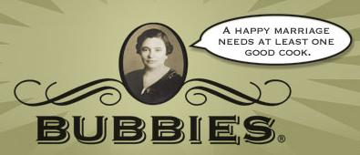 Bubbies California Pickles company logo